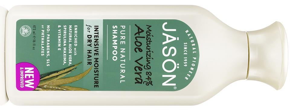 JASON 84% Aloe Shampoo and Conditioner