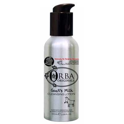 Orba Originals Goat's Milk Cleanser