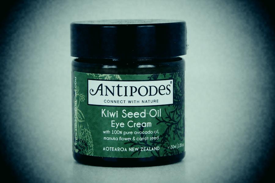 Antipodes Kiwi Seed Eye Cream - natural facial spa at home
