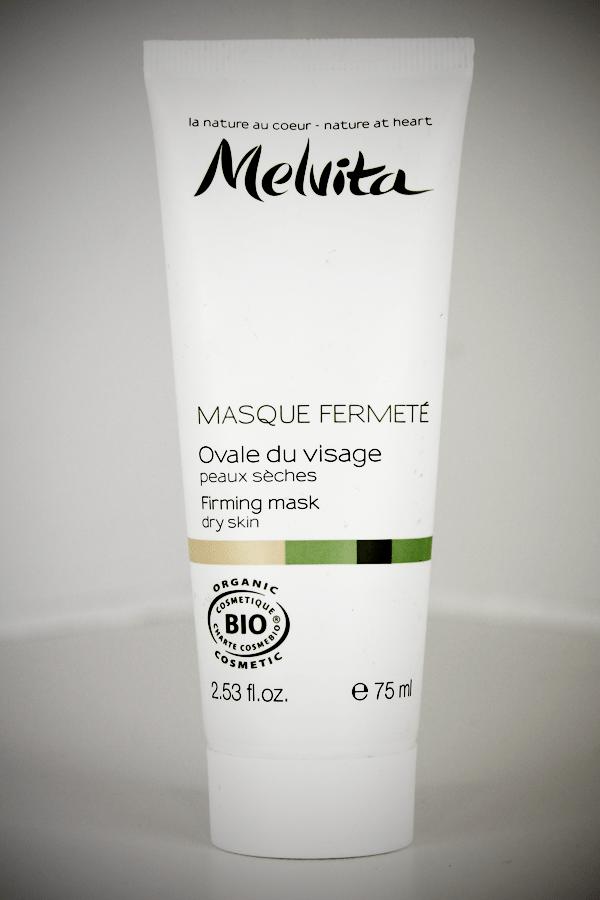 Melvita Firming Mask spa at home natural facial