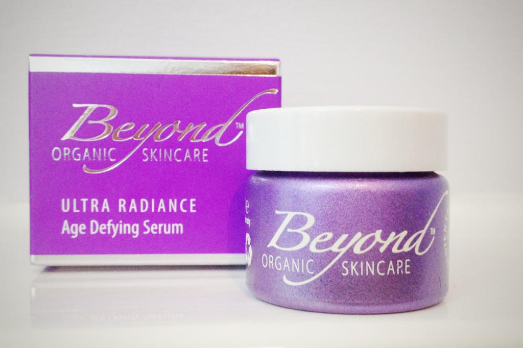 Beyond Organic Age Defying Ultra Radiance Serum