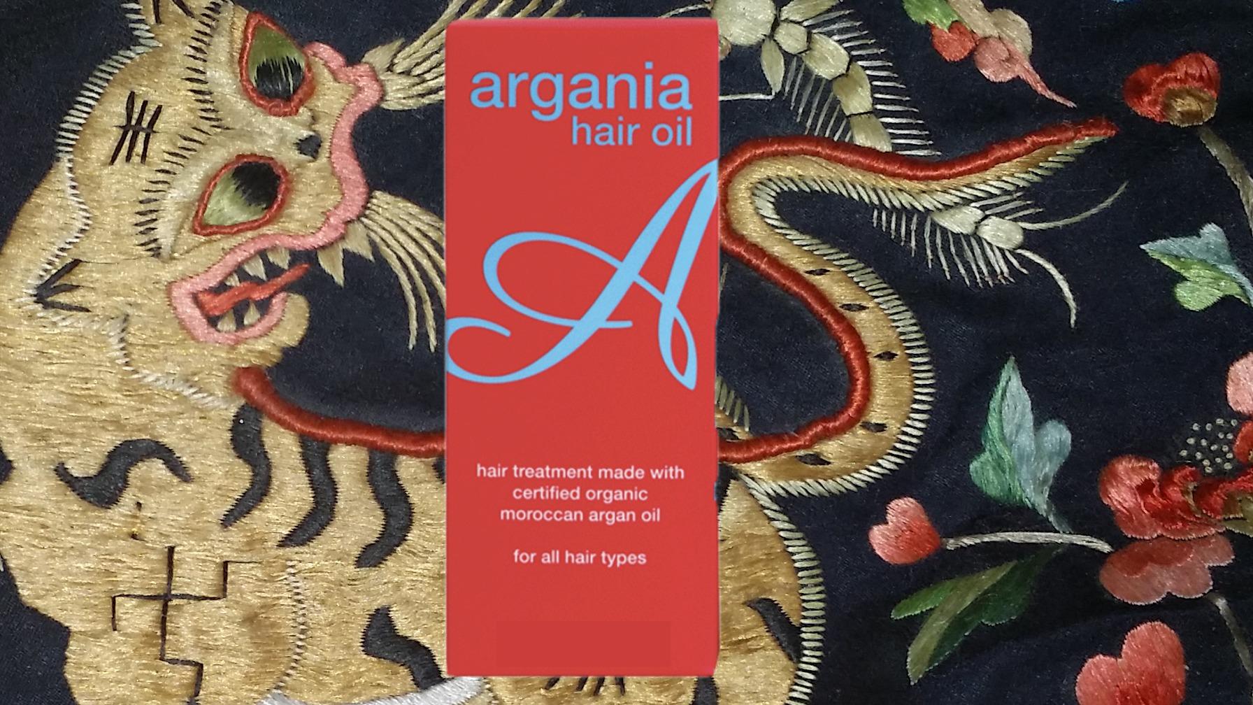 Try Me Beautiful : Argania Moroccan Hair Oil