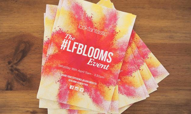 Look Fantastic #LFBlooms