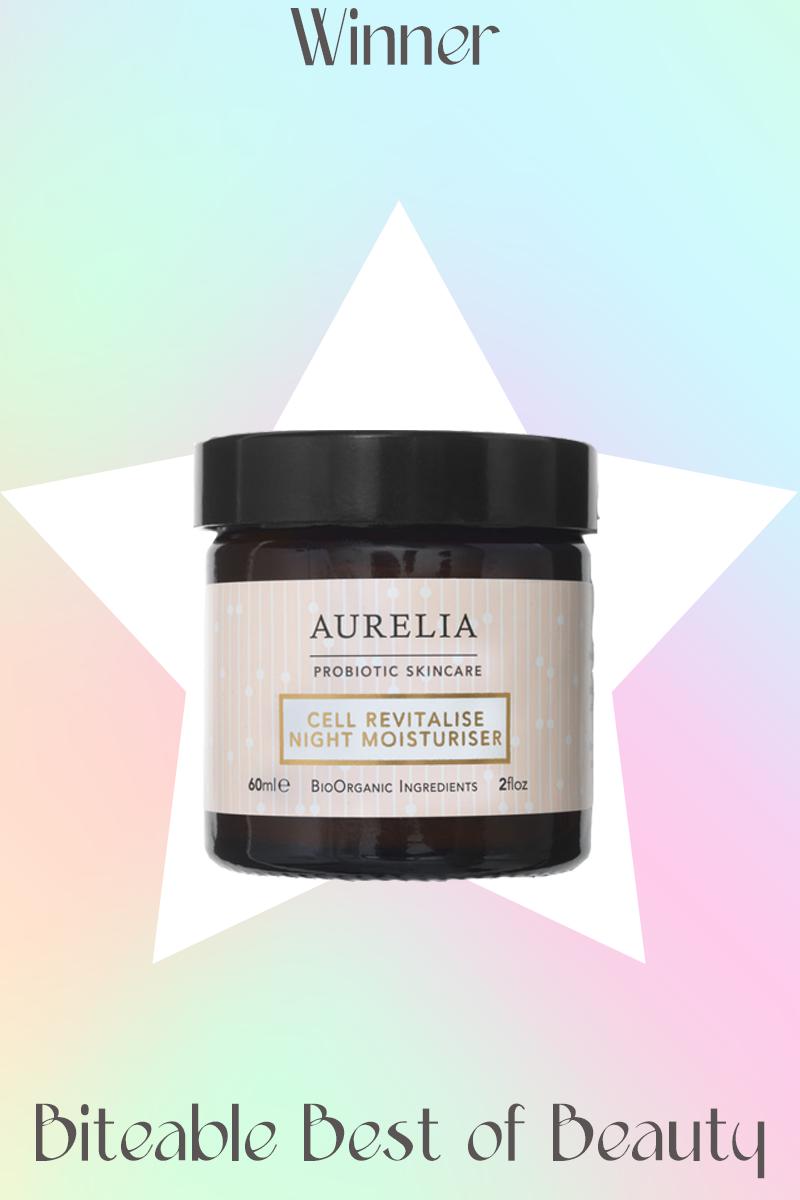 Aurelia_Probiotic_SKincare_Cell_Revitalise_Night_Skincare_biteable_best_of_beauty_awards_winner