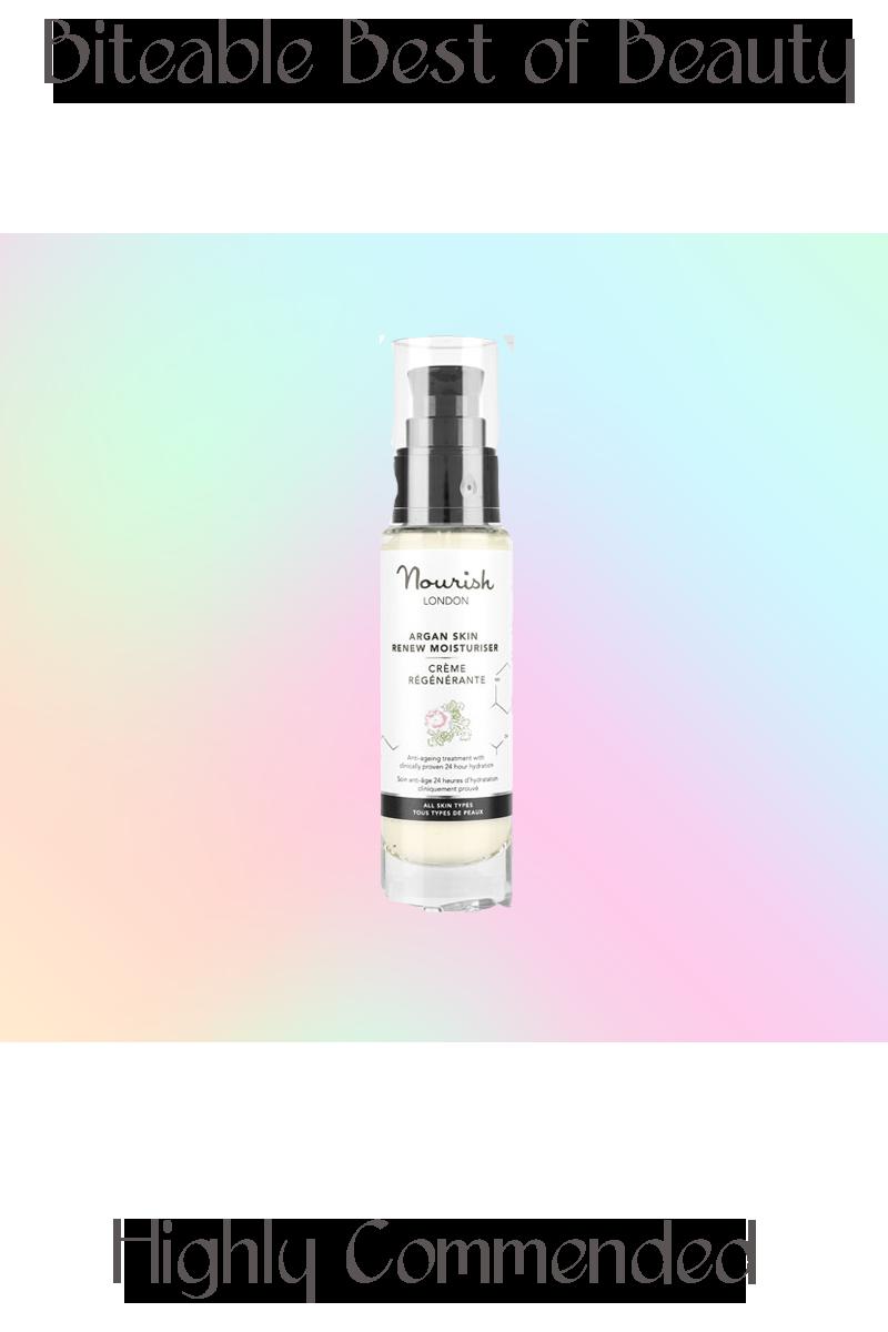 Nourish-Argan-Skin-Renew-Moisturiser- biteable-best-of-beauty-awards-winner