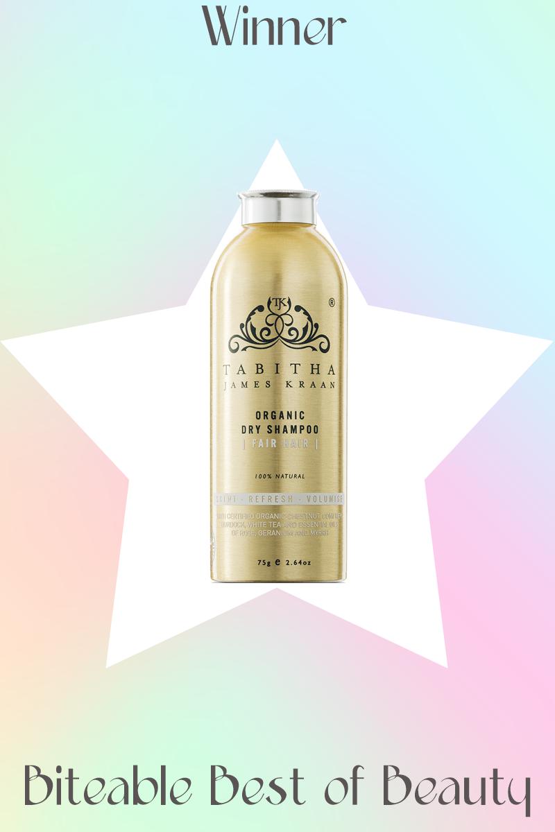 biteable_best_of_beauty_awards_winner_tabitha_james_kraan_dry_shampoo